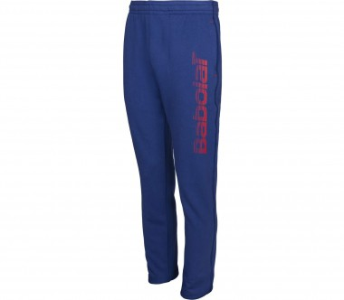 Babolat - Core Sweat Pant Big Logo Hommes pantalons longs (bleu)