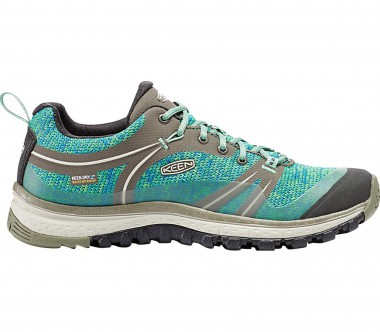 Keen - Terradora WP women's hiking shoes (brown/green)