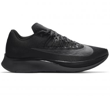 Nike - Zoom Fly ''Triple Black'' men's running shoes (black)