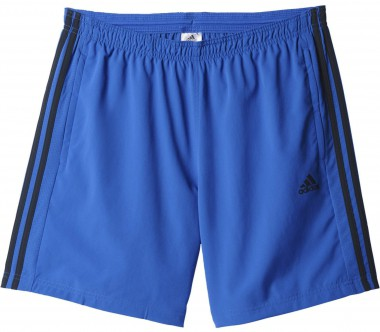Adidas - Cool 365 Woven men's training shorts (blue)