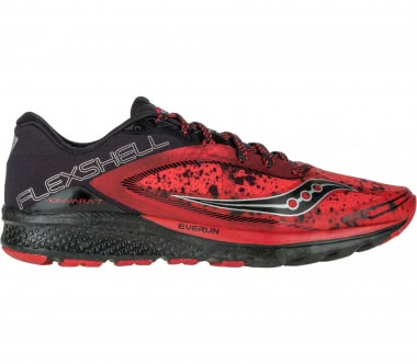 Saucony - Kinvara 7 Runshield men's running shoes (red/black)