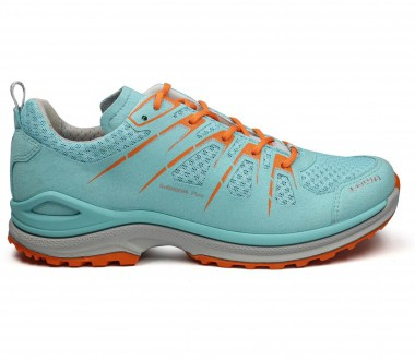 Lowa - Innox Evo LO women's hiking shoes (light blue/orange)