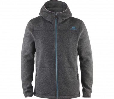 State of Elevenate - Argentiere Hood men's cardigan (grey/blue)