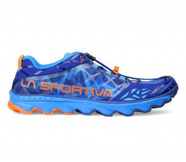 La Sportiva - Helios 2.0 Hommes Trail Running Shoe (bleu/Orange)