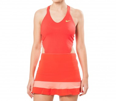 Nike - Maria Sharapova Australian Open Premier women's tennis dress (red/orange)