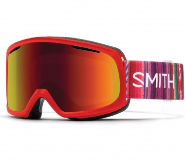 Smith - Riot ski goggles (red/purple)