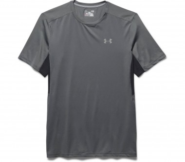 Under Armour - CoolSwitch Shortsleeve men's running top (grey)