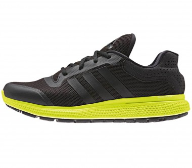 Adidas - Energy Bounce men's running shoes (black/yellow)