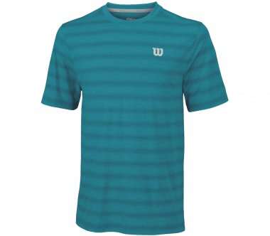Wilson - Star BLUR Crew men's tennis top (blue)