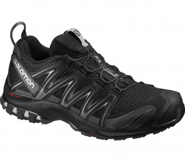 Salomon - XA Pro 3D men's running shoes (black)