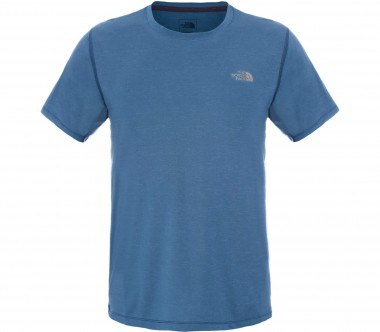 The North Face - Kilowatt Shortsleeve Crew men's training top (dark blue)