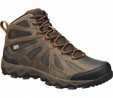 Columbia - Peakfreak XCRSN II Mid Leather Outdry women's hiking shoes (brown)
