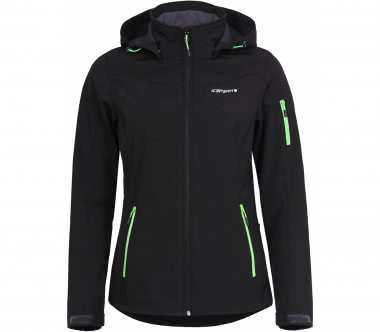 Icepeak - Viira women's soft shell jacket (black)