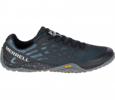 Merrell - Trail Glove 4 men's trail running shoes (black)
