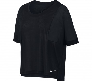 Nike - Breathe Women training top (black)