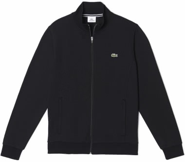 Lacoste - sweatshirt men's tennis sweatshirt (black)