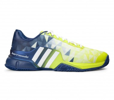 Adidas - Barricade 2016 Clay men's tennis shoes (yellow/white)