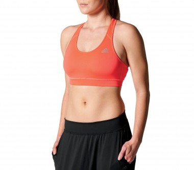 Adidas - Techfit women's training bra (red)