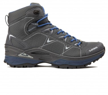 Lowa - Ferrox GTX Mid men's hiking shoes (graphit/blue)