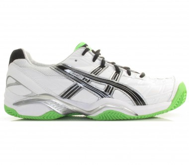 Asics - Gel Challenger 8 Clay white - SS12 - Tennis - Tennis Shoes - Men