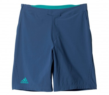 Adidas - Barricade bermuda shorts men's tennis shorts (blue)