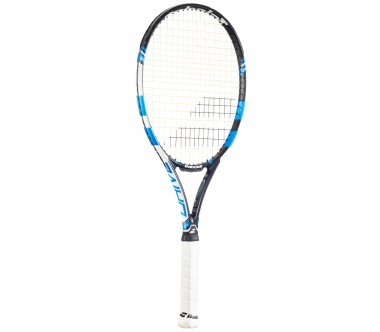 Babolat - Pure Drive unstrung tennis racket (black/blue)