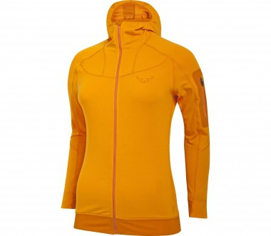 Dynafit - Traverse Thermal women's Powerstretch-Hoody (orange)