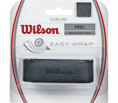 Wilson - Sublime overgrips (black)