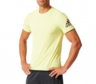 Adidas - Climachill men's training top (yellow)