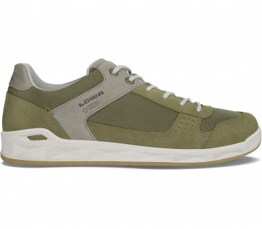 Lowa - San Luis GTX LO men's mountain/lifestyle shoes (green/grey)