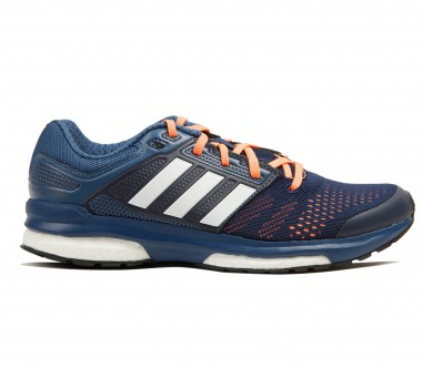 Adidas - Revenge Boost 2 women's running shoes (dark blue/white)