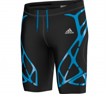 Adidas - Adizero Sprint Web Shorts Leggings Men´s (black) - Running - Running Cloth - Men