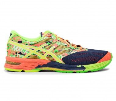Asics - Gel Noosa Tri 10 men's running shoes (red/light yellow)