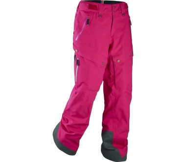 State of Elevenate - Bruson women's ski pants (pink/grey)