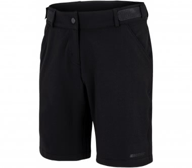 Ziener - Pirka X-Function women's bike shorts (black)