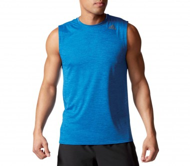 Adidas - Supernova Sleeveless men's running top (dark blue)