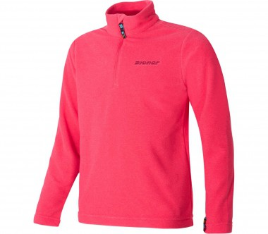 Ziener - Jamil Children fleece top (pink)