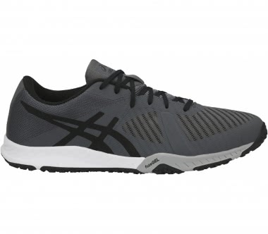 ASICS - Weldon X men's training shoes (grey/black)