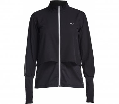 Röhnisch - Run Faster women's training jacket (black)