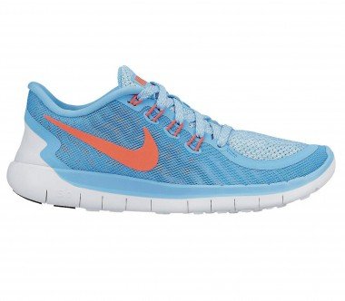 Nike - Free 5.0 Children running shoes (blue)