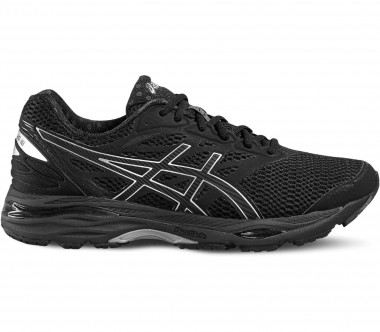 Asics - Gel-Cumulus 18 men's running shoes (black/white)