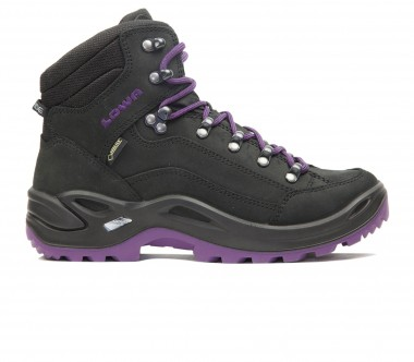 Lowa - Renegade GTX Mid women's multi-functional shoes (black)
