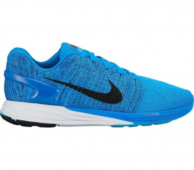 Nike - LunarGlide 7 men's running shoes (blue/black)