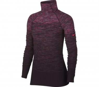 Nike - Pro Hyperwarm women's training top (pink)