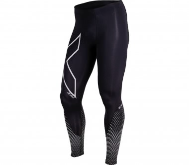 2XU - Reflect Compression men's running pants (black)