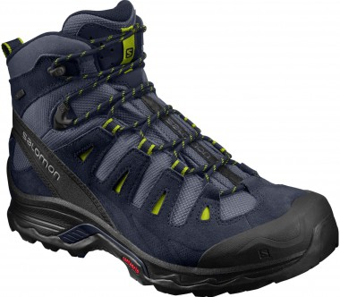 Salomon - Quest Prime GTX® men's trekking shoes (blue/grey)