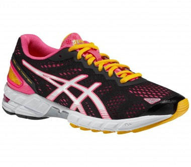Asics - Gel-DS Trainer 19 women's running shoes (black/pink)