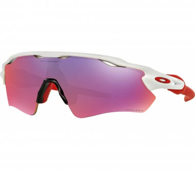 Oakley - Radar EV Path - Prizm Road Bike glasses (red/white)