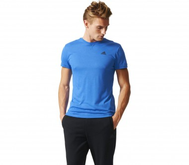 Adidas - Essentials Premium men's training top (blue)