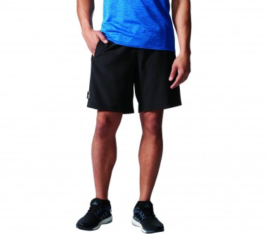 Adidas - Aktiv 9 Inch men's running shorts (black)